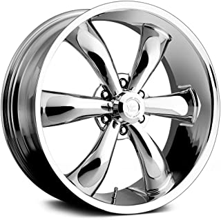 Vision Legend 5 20 Chrome Wheel / Rim 6x135 with a 35mm Offset and a 87.1 Hub Bore. Partnumber 142-2936C35