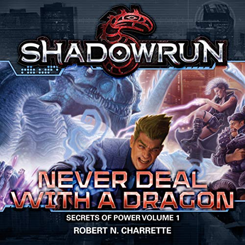 Shadowrun Legends Audiobook By Robert N. Charrette cover art