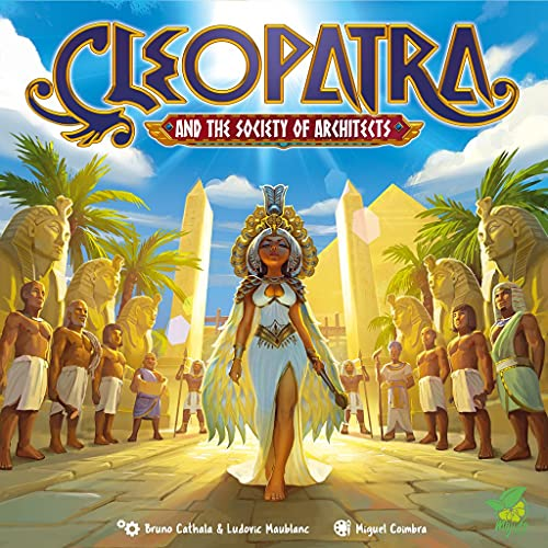 Mojito Studios - Cleopatra and the Society of Architects: Deluxe Edition