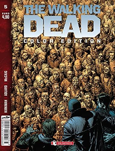 The walking dead. Color edition (Vol. 5)