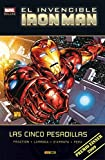 El invencible Iron Man 1. Las cinco pesadillas