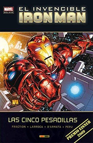 El invencible Iron Man 1. Las cinco pesadillas (MARVEL DELUXE)