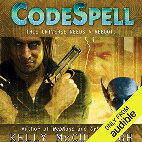 Codespell audiobook cover art