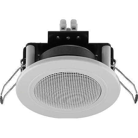 Eurosell Mini Highend Einbau Wand Deckenlautsprecher Lautsprecher Decke 5cm 2 Ip54 10 W Audio Hifi