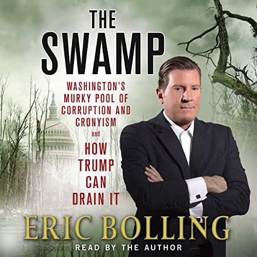 The Swamp audiobook cover art