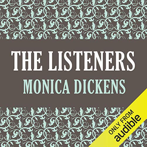 The Listeners audiobook cover art