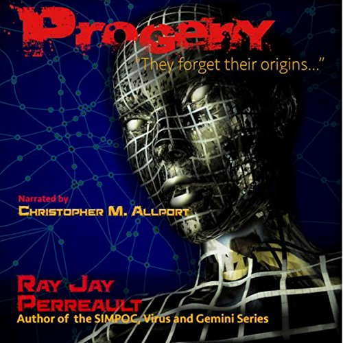 Progeny audiobook cover art