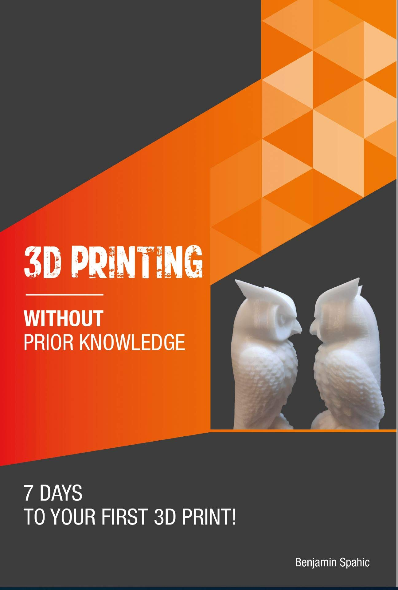 Download 3D Printing Without Prior Knowledge : 7 Days To Your First 3D Print 