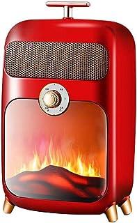 Cajolg Calefactor Portatil,Calentamiento de cerámica PTC Fast Heater Handy Calentador,Cronotermostato Calefaccion Eléctrico,C
