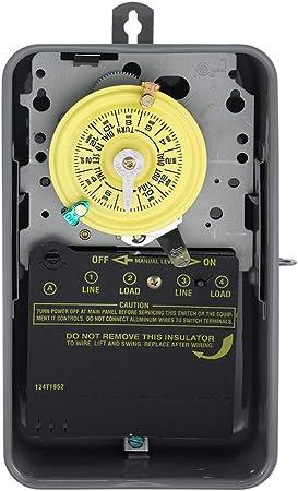 Intermatic Usd PB913N 24 Hour Time Clock44; 120 V