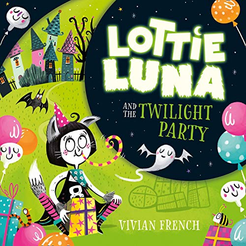 Lottie Luna and the Twilight Party Titelbild