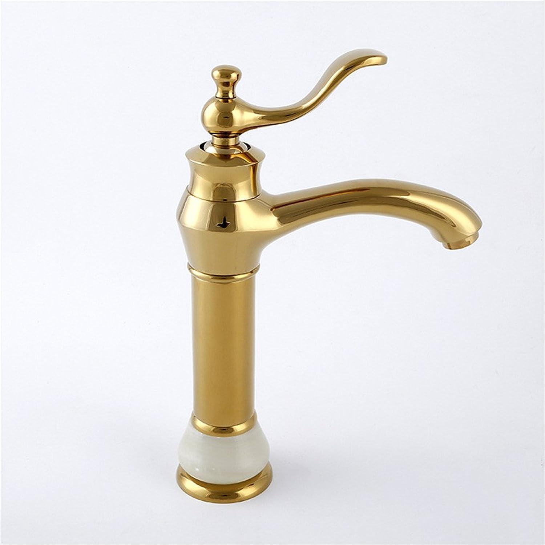 Bijjaladeva Antique Bathroom Sink Vessel Faucet Basin Mixer Tap Retro hot and cold ceramic basin mixer