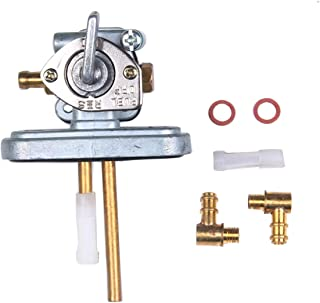 NEW Fuel Valve Petcock Right or Left For Yamaha XS650 XS850 SR500 1978-1984 Replace 447-24500-02-00
