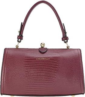 حقائب يد نسائية CHRISBELLA نسائية عصرية من الجلد حقائب الكتف بمقبض علوي حقائب التنقل