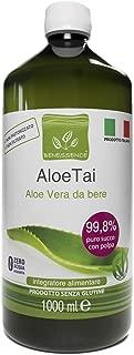 ALOE TAI - ALOE VERA PURA 99,8% 1000 ml - PRODUCTO ITALIANO
