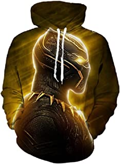 Best fan made black panther hoodie Reviews