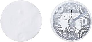 サンワサプライ NFCタグ(10枚入り) NXP NTAG213 ホワイト MM-NFCT