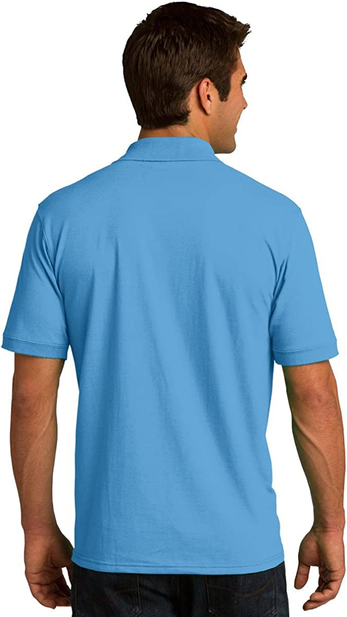 Port & Company Tall 5.5 oz Jersey Knit Polo Shirt-3XLT (Kelly)