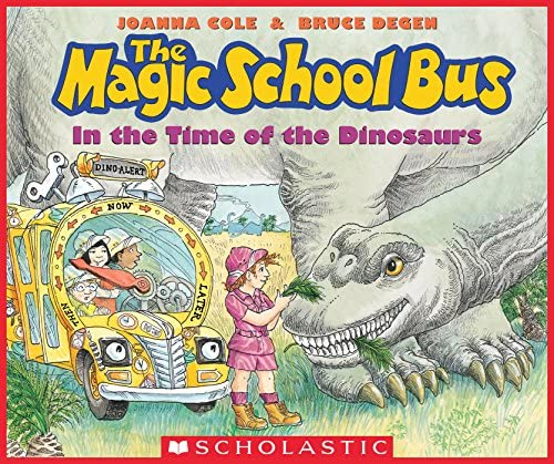 In the Time of the Dinosaurs The Magic School Bus product image