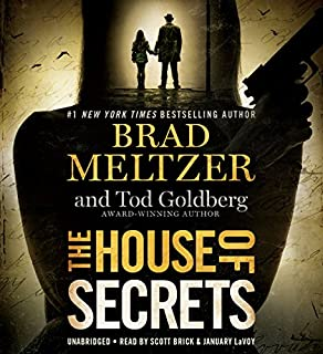The House of Secrets cover art