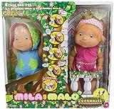 Mila y Malo - Juegan al escondite (Famosa 700011710)