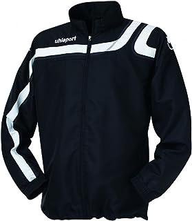 Uhlsport Jacke Match Coach - Chaqueta técnica para Hombre, Color Azul, Talla 3XL amazon negro
