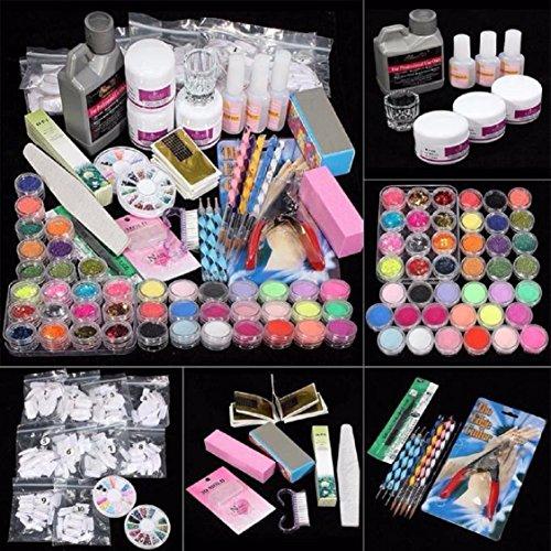 Ikevan Ultimate Professional Nail Art Tools Kit