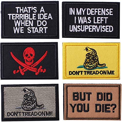 Juego de parches militares para gorras, bolsos, mochilas, ropa, chaleco, uniformes militares, etc