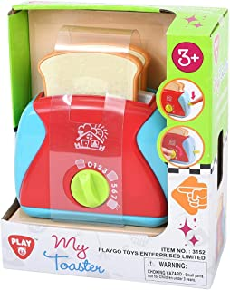PLAYGO BREAD TOASTER TOY