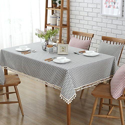 Fabric Tischdecke Tisch matte Rechteckige Tischdecke