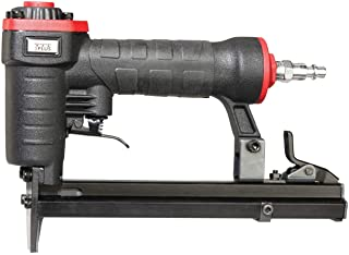 3PLUS H7116SP 22 Gauge 3/8-Inch Crown Pneumatic Upholstery Stapler for 71 Series or..