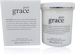philosophy super-size whipped body creme 16 oz. (Pure Grace)