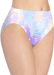 Womens Underwear Pastel Butterflies Fabulous Bikini Brief Hipster Panty