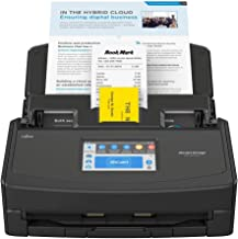 $639 » Fujitsu ScanSnap iX1500 Deluxe Color Duplex Document Scanner with Adobe Acrobat Pro DC for Mac or PC, Black
