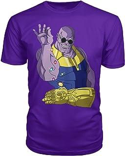 69a9c1976b6 Thanos Smiling Salt Bae Funny Inspired Parody Unisex T-Shirt Tees - Avengers