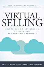 Virtual Selling: How to Build Relationships, Differentiate, and Win Sales Remotely Book PDF