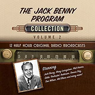 The Jack Benny Program, Collection 2 audiobook cover art