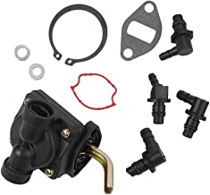 POEMQ K241 Fuel Pump Kit for Kohler K241 K301 K321 K341 M10 M12 M14 M16 John Deere AM134269 Gravely 38789 Replace 4755911-S 4755901-S 4755904-S 4755910-S 47-559-02-S 47-559-01-S A-235845-S A-235807-S