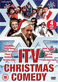 Classic ITV Christmas Comedy