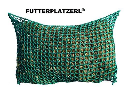 Konege Heunetztasche Maxi QUER Set - 1,0m Breit, 0,75 Höhe, Mw 4,5cm, Füllmenge ca. 5Kg, Heunetz