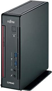 Fujitsu ESPRIMO Q556/2 2.2GHz i5-6400T Mini PC Negro Mini PC - Ordenador de sobremesa (2,2 GHz, 6ª Generación de procesadores Intel® Core™ i5, 8 GB, 256 GB, DVD Super Multi, Windows 10 Pro)