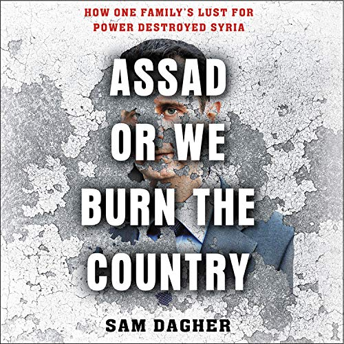 Assad or We Burn the Country Audiobook By Sam Dagher cover art