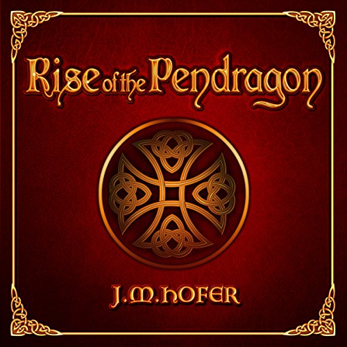 Rise of the Pendragon audiobook cover art