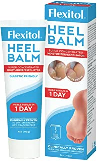 Flexitol Heel Balm, 4 oz (Bundle of 4)
