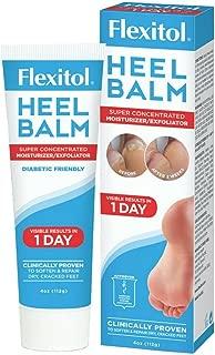 Flexitol Heel Balm 4 oz (Pack of 4)