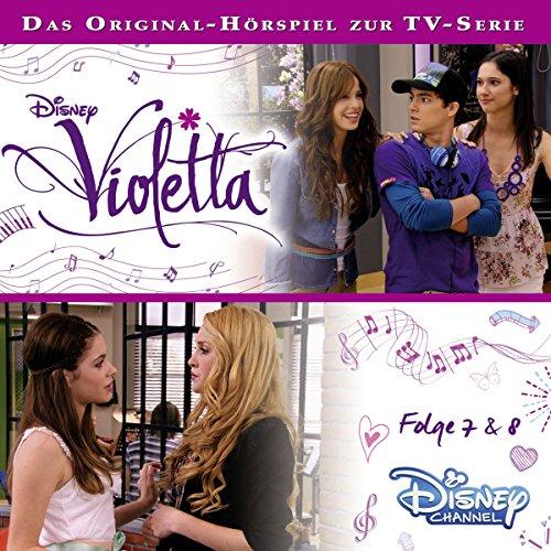 Violetta 7 & 8 Titelbild