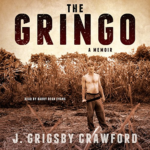 The Gringo audiobook cover art