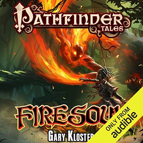 Firesoul audiobook cover art