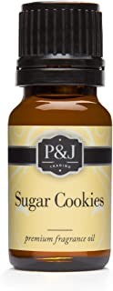 Sugar Cookies Fragrance Oil - Premium Grade Scented Oil - 10ml