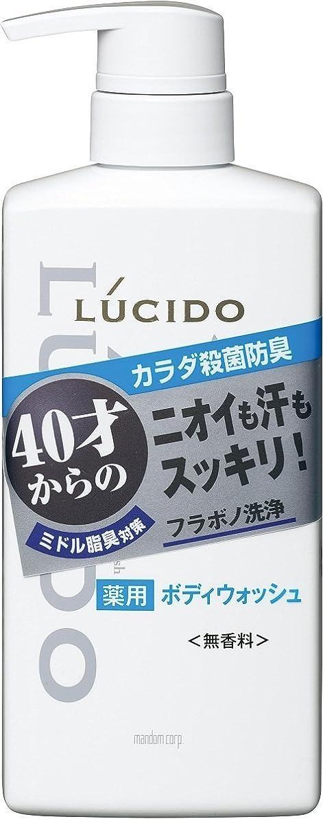 独占不快のスコアルシード 薬用デオドラントボディウォッシュ 450mL (医薬部外品)